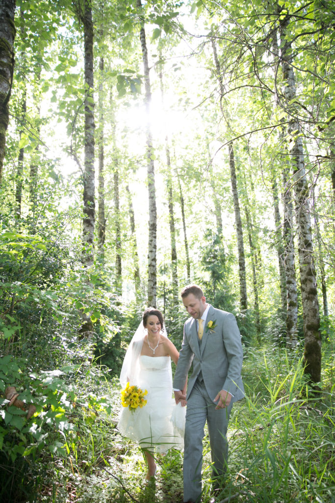Mark and Anita Wedding Forest