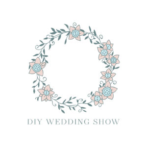 the logo of the Vancouver DIY wedding show