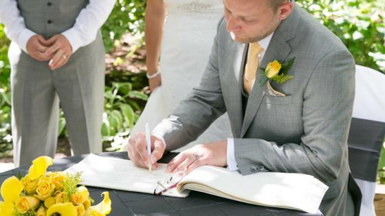 Marriage License Checklist