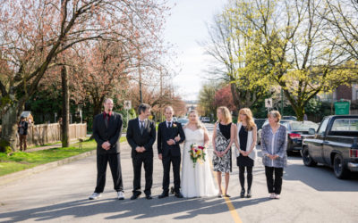 A Spring Wedding: Linda and Dave