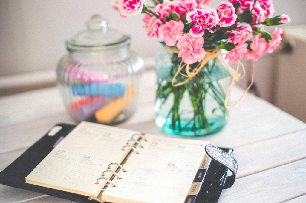 Self Care Blog: Planner
